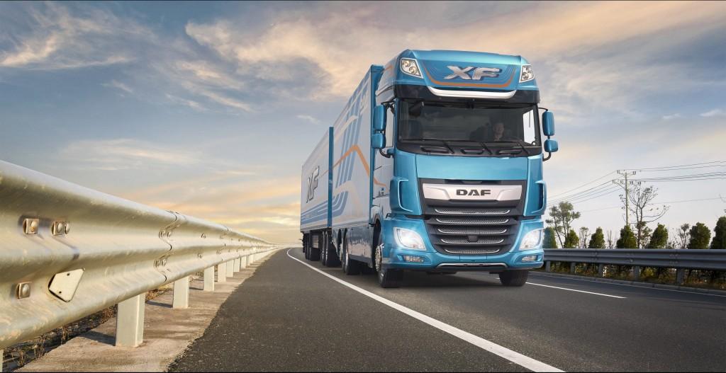 DAF XF Euro 6 | Centrako