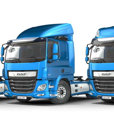 41 2017 - DAF CF series - Day Cab - Sleeper Cab - Space Cab