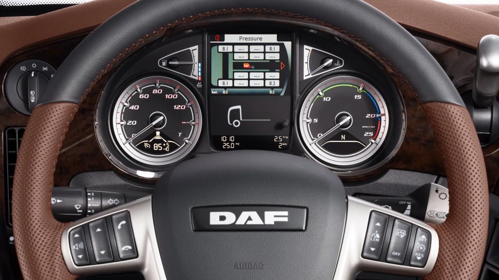 DAF XF Euro 6   Centrako