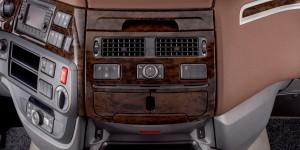 43-2017-New-DAF-CF-DAF-XF-Interior-New-Dial-Switch-New-HVAC